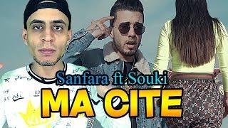 SALEM MR - SANFARA ft SOUKI (MA CITE) 😂😂😂😂