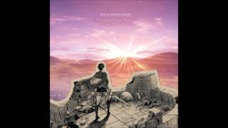 Attack on Titan OST - Barricades   Hiroyuki Sawano
