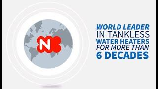 Watch Why Noritz? Noritz Tankless Water Heaters