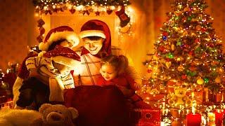 Entspannende Weihnachtsmusik Ambient, Weihnachtslieder, entspannende Familienlieder