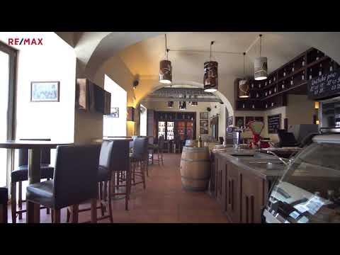 Video z << Pronájem zařízené restaurace na Andělu bez odstupného >>