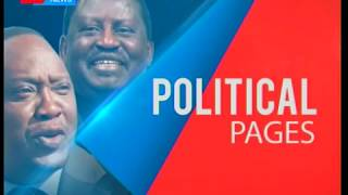 Political pages: Does Wetangula have the capacity to make ODM and Raila Odinga uncomfortable?