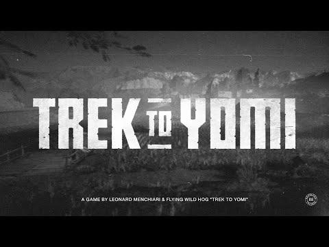 黑白武士電影風遊戲《Trek to Yomi》