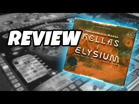 What's in the box...HELLAS & ELYSIUM