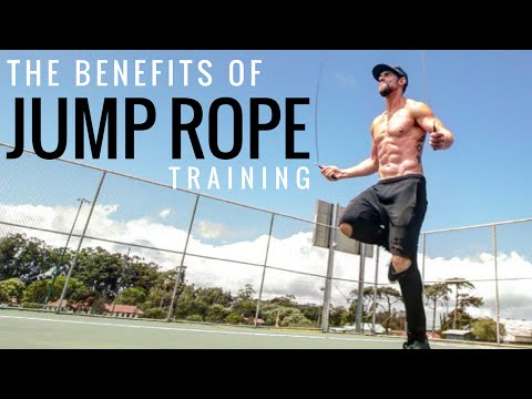 Video The Benefits Of Jump Rope Training