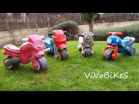 Baby Bikes - Motos correpasillos