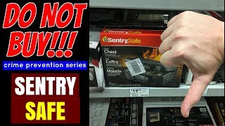 🔥 The TRUTH about Sentry Safes!!!🔥