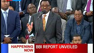 Orengo: If Raila Odinga and Uhuru can shake hands, why can't we shake our hands and make peace?