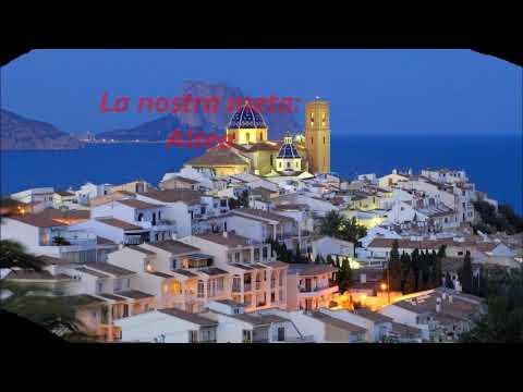 Preview video Il Giro della Costa Blanca 14 - 21 marzo 2020