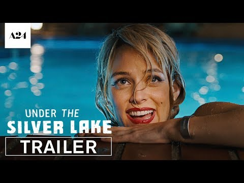 Movie Trailer: Under the Silver Lake (2018) (0)