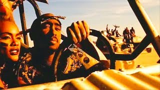 2Pac - California Love feat. Dr. Dre (Dirty) (Music Video) HD