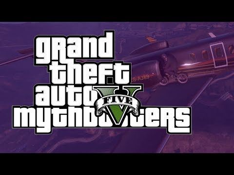 More Grand Theft Auto V Mythbusters To Bop Along To