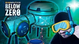 EMPIEZO A CONSTRUIR MI BASE ⭐️ Subnautica Below Zero #7 | iTownGamePlay