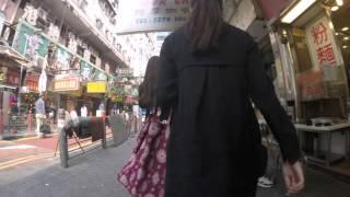 2016-03-06 A Walk in Kowloon 1 (Timelapse), Hong Kong HD