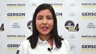 Jacqueline Ayabaca, Candidata Asambleísta del Ecuador 2021.