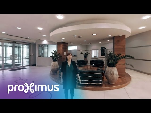 Review of Proxiumus Data centre Virtual Tour agency