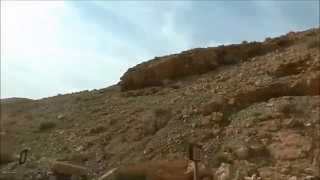 preview picture of video 'Driving from Arad to Dead Sea, Israel, November 13, 2014'