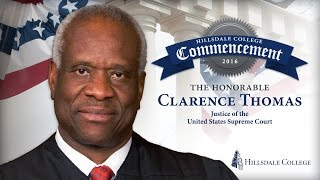 U.S. Supreme Court Justice Clarence Thomas will deliver an address at the 164th Commencement exercis