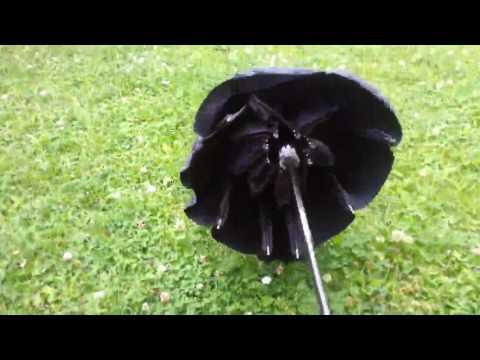 Regenschirm Auf zu Automatik kompakter Reiseschirm