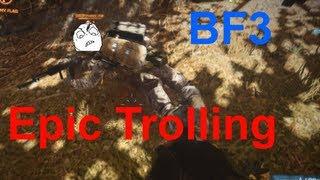 Battlefield 3 - Epic Trolling