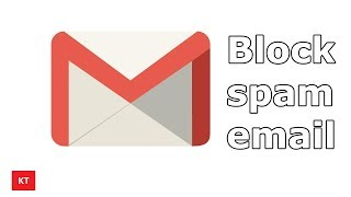 How to block unwanted or spam email