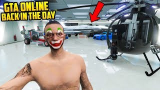 20 THINGS THAT WERE TOTALLY DIFFERENT IN GTA ONLINE WHEN IT FIRST CAME OUT!