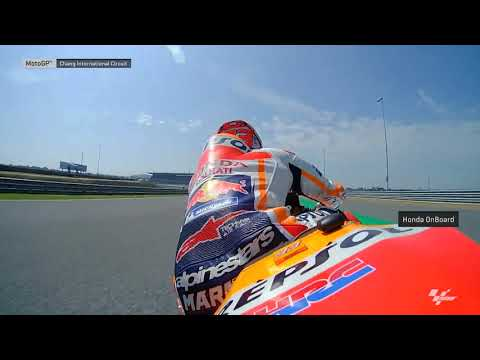Honda OnBoard: 2018 PTT Thailand Grand Prix