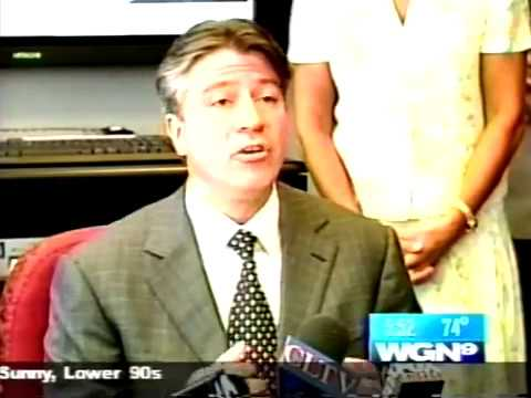 Guidant Ancure Device - WGN News - June 24, 2003 Video Image