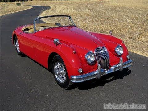 1960 Jaguar XK150 for Sale - CC-1016626