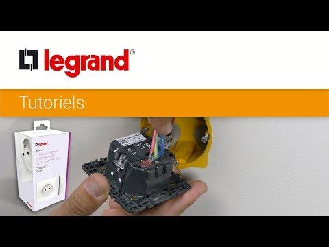 Prêt à poser Legrand : créez une prise commandée sans tirer de fils