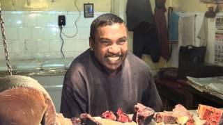 preview picture of video 'Nuwara Eliya Market - Sri Lanka'