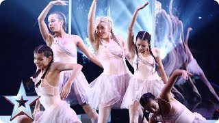 Can MerseyGirls dance their way to the Finals? | Semi-Final 4 | Britain's Got Talent 2017
