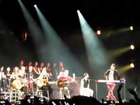 20.02.2014 Barcelona - Backstreet Boys, Donde quieras yo iré