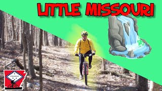 Little Missouri starting from Albert Pike and heading north.