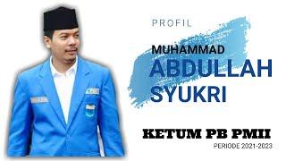 Abdullah Syukri Nakhoda Baru PB PMII Masa Khidmat 2021-2023
