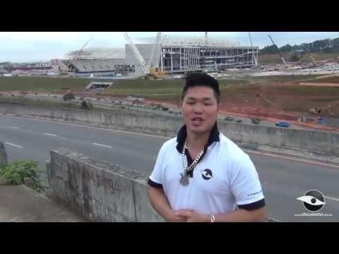 Arena Corinthians: entorno e imediações