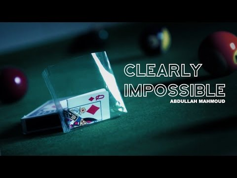 Clearly Impossible by Abdullah Mahmoud & SansMinds