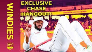 Hangout with Roston Chase! | Chatting All-Time XIs and more! | Windies