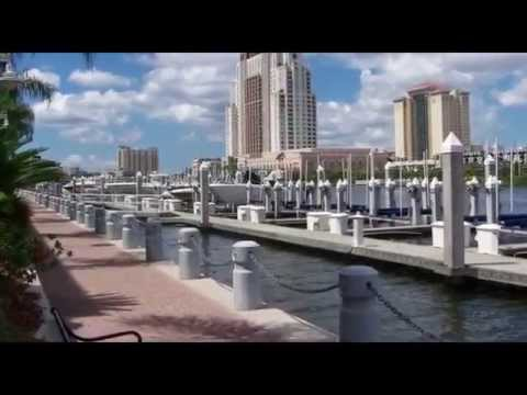 "Video Visit City of Tampa Florida | ""Lightning Capital of the World"" 