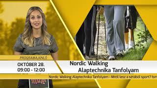 Programajánló / TV Szentendre / 2018.10.25.