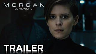 Morgan  Teaser Trailer HD  20th Century FOX