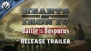 Hearts of Iron IV - Battle for the Bosporus Youtube Video