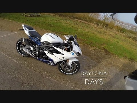 Triumph Daytona 675 2014 Walkaround & Review