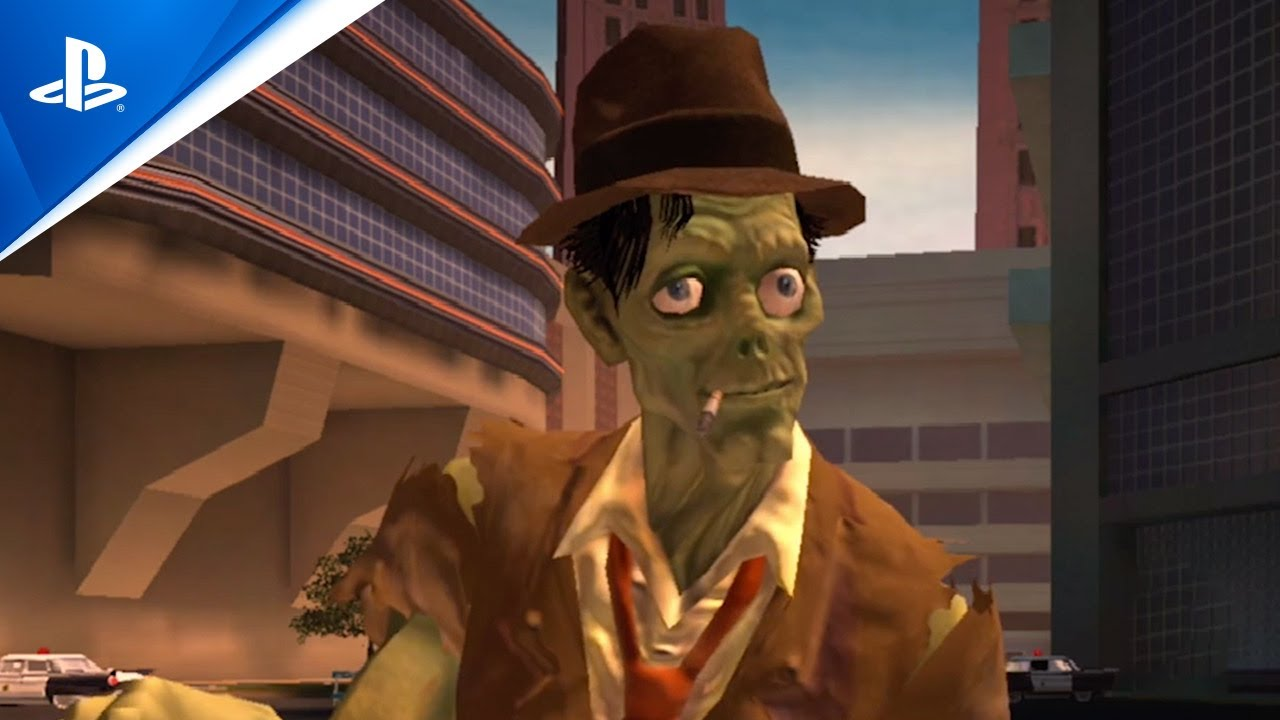 Stubbs the Zombie in Rebel Without a Pulse comes to life on PlayStation March 16
