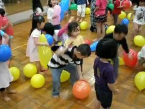 杏ちゃん 目黒本町保育園 イベント