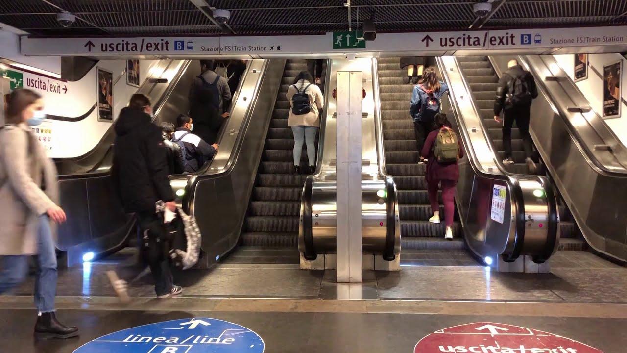 Disagi e disservizi nella metropolitana di Roma