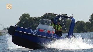 Politie heeft nieuwe boot voor Vinkeveense Plassen