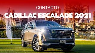 Cadillac Escalade 2021: Un primer vistazo sobre como es el SUV más lujoso de General Motors