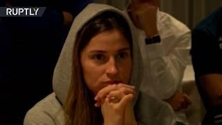Реакция российских спортсменов на решение МОК об отстранении России от ОИ-2018