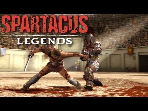 spartacus legends xbox 360 youtube